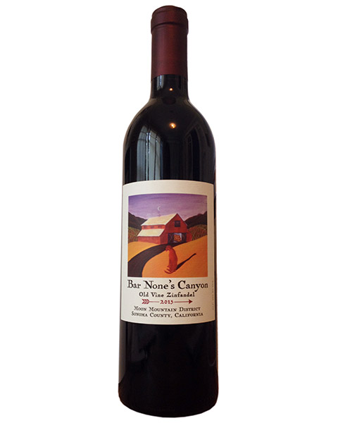Bar Nones Canyon 2015 Zinfandel