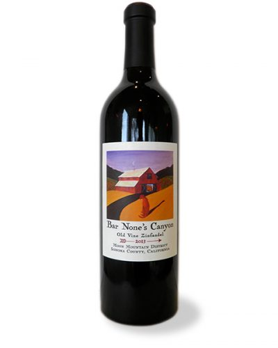 Bar None's Canyon 2013 Zinfandel